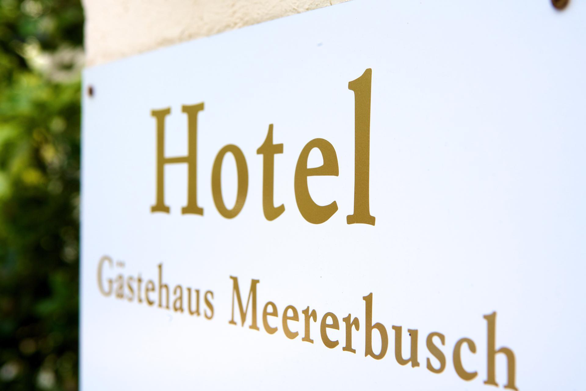 Welcome to Hotel Villa Meererbusch