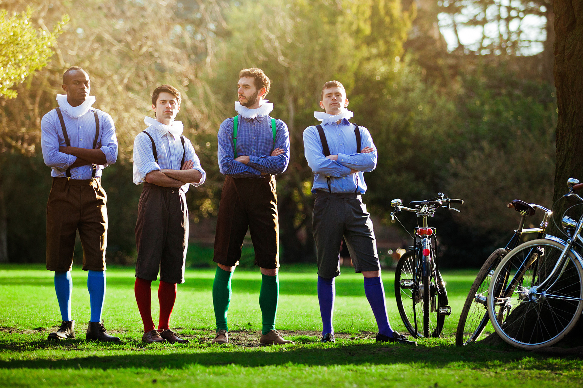 The HandleBards/Twelfth Night
