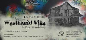 Laura Flöter - Wasteland Villa