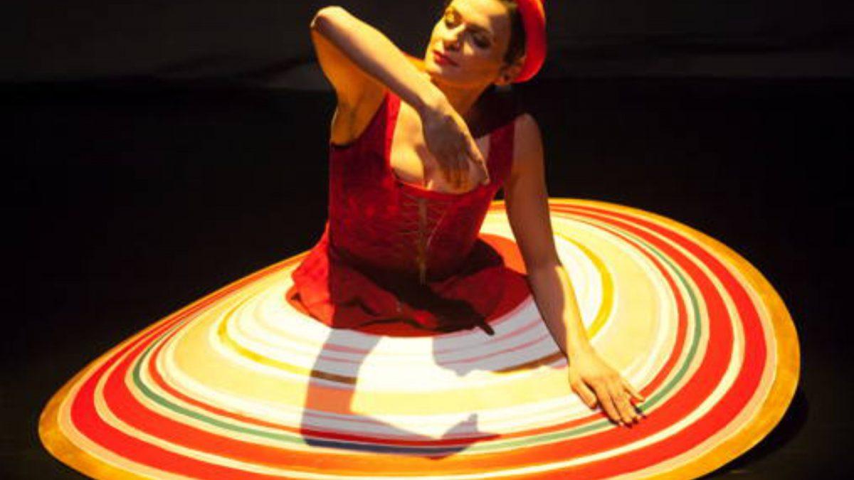 TRIAS - Theater der Klänge - Bauhaus Triadisches Ballett von Oskar Schlemmer