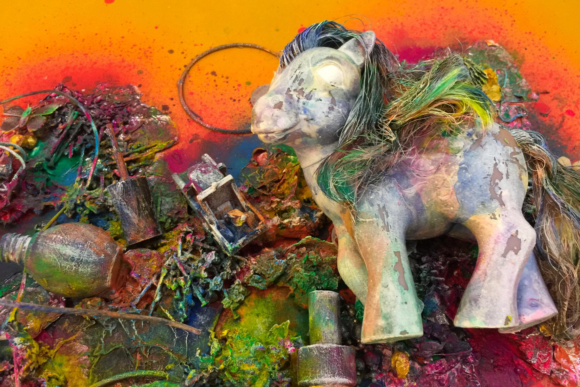 Laura Flöter - Wonderland Lost