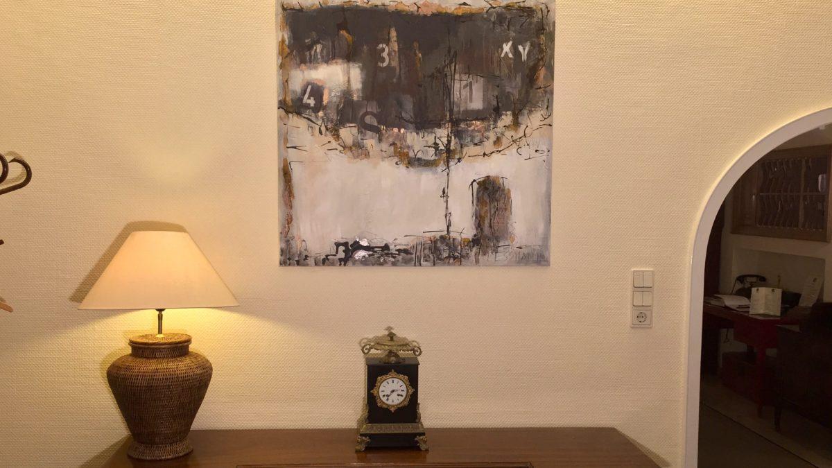 Birgit Leßmann - Ausstellung Farbenmeer
