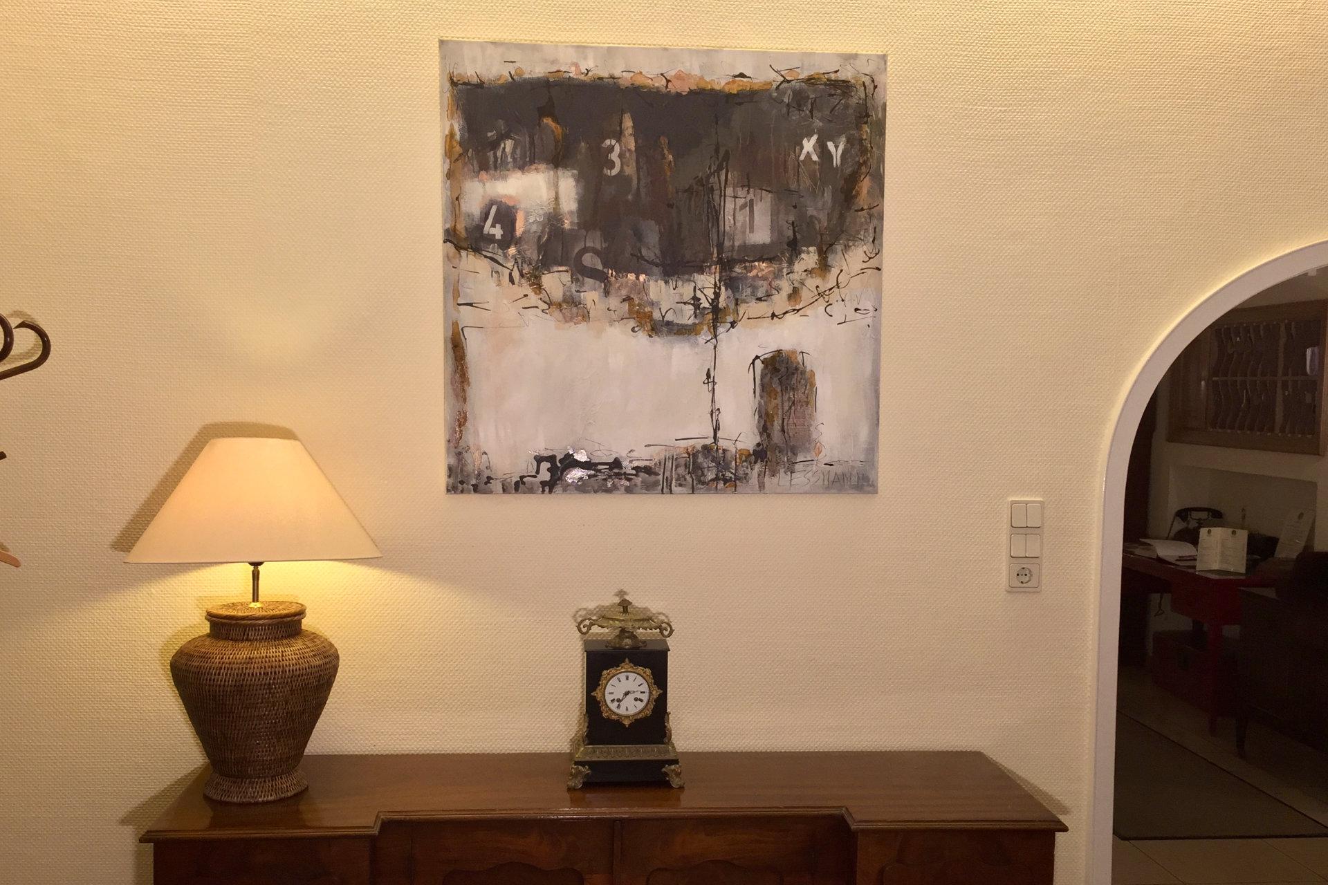 """Birgit Lessmann, Exhibition """"Ocean of Colours"""""""