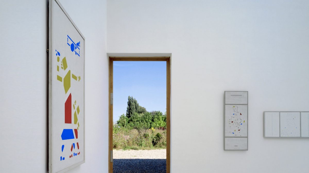 Kulturausflug - Museum Insel Hombroich, Zwölf-Räume-Haus