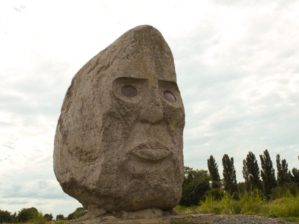 Anatols Kopf - Beuys Kopf von Anatol in Meerbusch