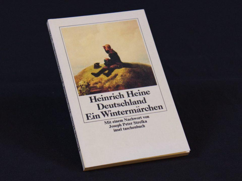D wie Dichter - Heinrich Heine